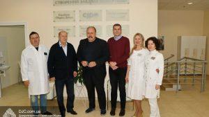 Сотрудничество еврейской общины и «Института Амосова» выходит на новый этап