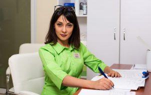 Захарченко Ирина Николаевна
