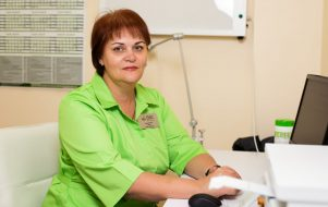 Яцуба Елена Олеговна